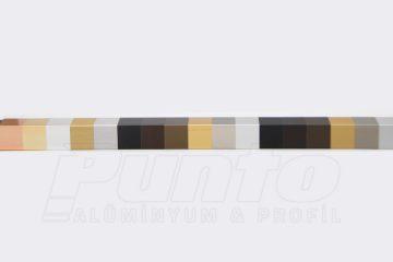 Alüminyum Profil Renkleri